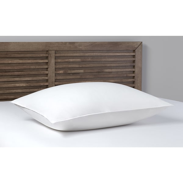 Breathe Clean & Clear Down Pillow - White