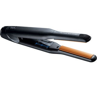 GlamPalm CRESCENT Ceramic Volumizing 1.5-inch Hair Iron