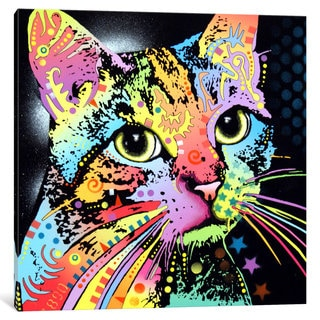 iCanvas Catillac New by Dean Russo Canvas Print