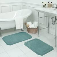Walden Memory Foam 17 x 24-inch Bath Mat with BounceComfort Technology