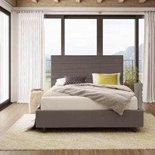 Amisco Prana Queen Size Upholstered Bed