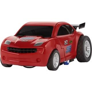 Black Series Transforming Racecar