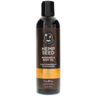 Dreamsicle Hemp Seed 2-ounce Massage Oil