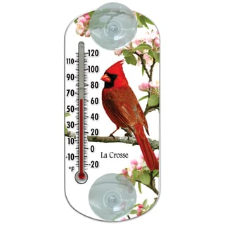 "LaCrosse Technology 204-1081 8"" Cardinal Tube Thermometer"