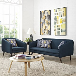 Slide 2-Piece Sofa and Chair Living Room Set