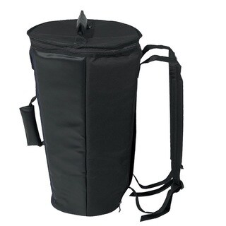 Gewa 231850 Premium Black 12-inch Gig Bag for Djembe