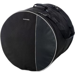 Gewa Premium Black Cordura 20 x 18-inch Bass Drum Gig Bag