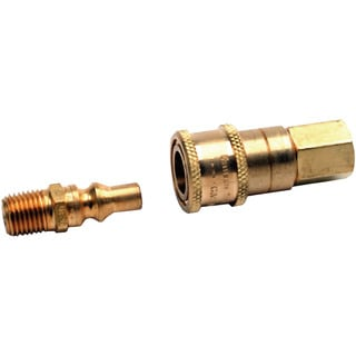 """Mr Heater F276190 1/4"""" Propane Or Natural Gas Connector"""
