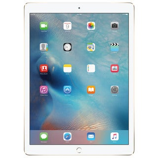 Apple iPad Pro 12.9 128GB 4G LTE Dual-Core Tablet w/ 8MP Camera (Certified Refurbished)