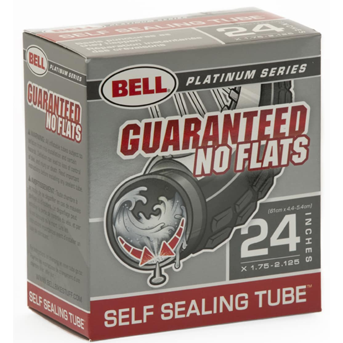 "Bell Sports Cycle Products 24"" Self Sealing Inner Tubes (..."
