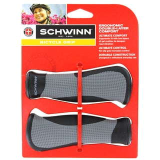 Schwinn Quality SW75824-6 Ergonomic Gel Comfort Bicycle Grip 2-count