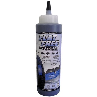 Flat Free 45004 16 Oz Flat Free Tire Sealant