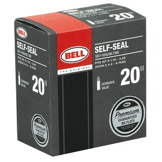 """Bell Sports Cycle Products 7051902 20"""" Self Sealing Inner Tubes"""