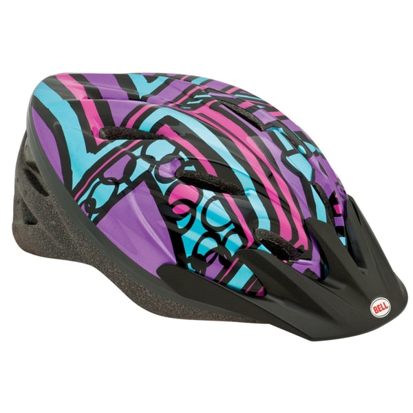 Bell Sports Cycle Products 7020858 Child Smart Fit Helmet Assorted Designs