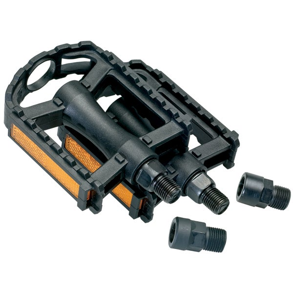 """Bell Sports Cycle Products 7015898 9/16"""" Trail 'N' Tour ATB Pedals"""