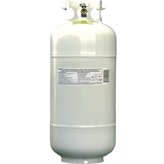 Flame King YSN-401 40 lb Propane Cylinder Tank