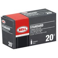 """Bell Sports Cycle Products 7015357 20"""" Regular Bicycle Inner Tubes"""
