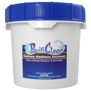 Pacifi Clear F086025025PC 25 lb. Calcium Hardness Increaser Pail