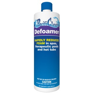 Pacifi Clear F074001012PC 1 Quart Defoamer