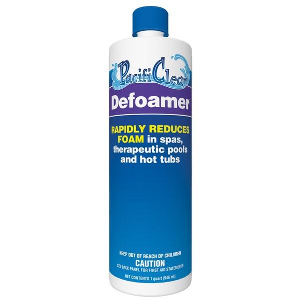 Pacifi Clear F074001012PC 1 Quart Defoamer
