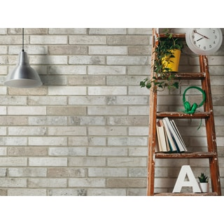 Black Label Living Fog Porcelain 2 x 10-inch Floor and Wall Tile (Case of 32 / 6.24 sq ft)