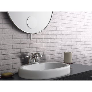 Black Label Silver Porcelain Floor and Wall Tile (Case of 32/6.24 sft)