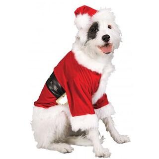 Rubie's Santa Suit Pet Costume