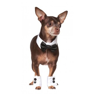 Rubie's Bowtie and Cuff Pet Costume
