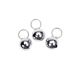Coastal Pet Products 1-inch Round Pet Bells (set of 3)