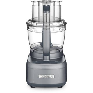 Cuisinart Elemental 13-Cup Food Processor with Dicing Disc, Dark Gray