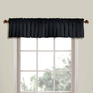 Westwood Duck Cloth Pole Top Valance Topper (As Is Item)|https://ak1.ostkcdn.com/images/products/12766440/P91006276.jpg?impolicy=medium