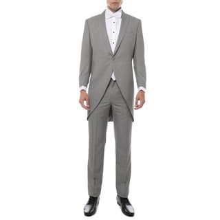 Ferrecci Men's Regular-fit Cutaway Tail Tuxedo (2-piece) (More options available)