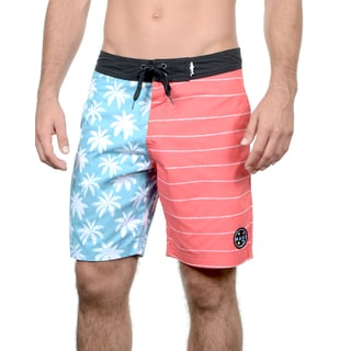 Maui Jim Men's Multicolor Polyester Tropiworks Boardshorts