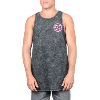 Maui & Sons Men's Nuclear Cookie Cotton Tank Top