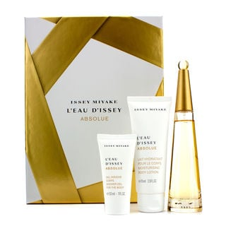 Issey Miyake L'Eau D'Issey Absolue Women's 3-piece Gift Set