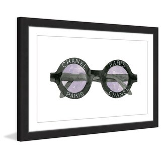 Marmont Hill - 'Sunnies' by Dena Cooper Framed Painting Print