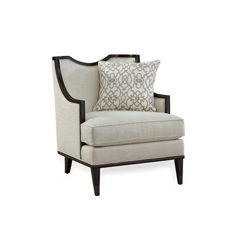A.R.T. Furniture Harper Ivory Matching Armchair