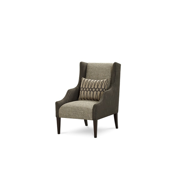 A.R.T. Furniture Harper Mineral Wingback Chair (Set Of 2)