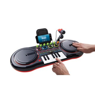 Sharper Image Electronic Beats DJ Turntable Mixer