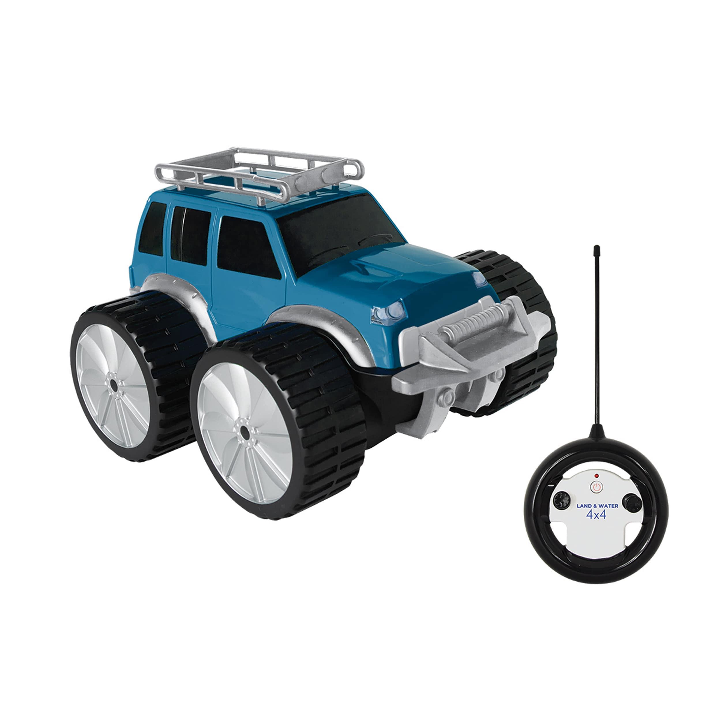 Black Series RC Land & Water 4x4 (Land Water 4x4 Blue)