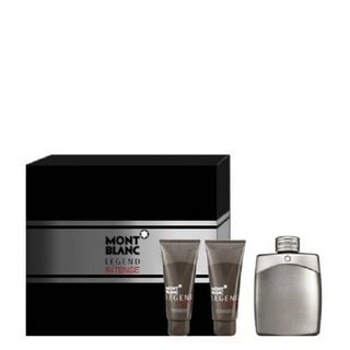 Montblanc Legend Intense Men's 3-piece Gift Set