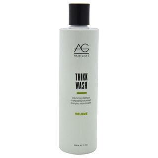 AG Hair 10-ounce Thikk Wash Volumizing Shampoo