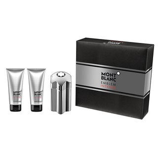 Montblanc Emblem Intense Men's 3-piece Gift Set