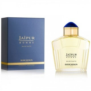 Boucheron Jaipur Homme Men's 0.15-ounce Mini Eau de Toilette Spray