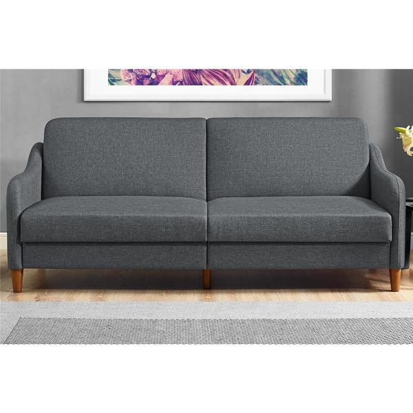 dhp jasper convertible sofa futon free shipping today