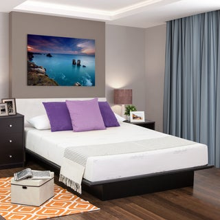 Furinno HSleep Luxury 8-Inch Queen-size Gel Memory Foam Mattress