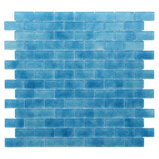 Blue Backsplash Tiles For Less Overstock Com