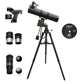 Cassini C-1100102MD 1100mm x 102mm Catadioptric Telescope on Fully Motorized German Equatorial Mount|https://ak1.ostkcdn.com/images/products/12776866/P19550806.jpg?impolicy=medium