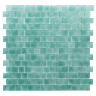 Quartz Glass Wall Tiles (Set of 5)