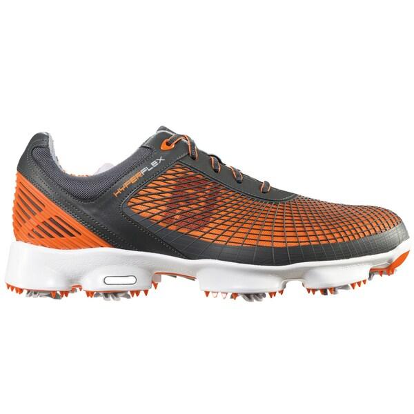 FootJoy HyperFlex Golf Shoes 51015 2015 Charcoal/Orange